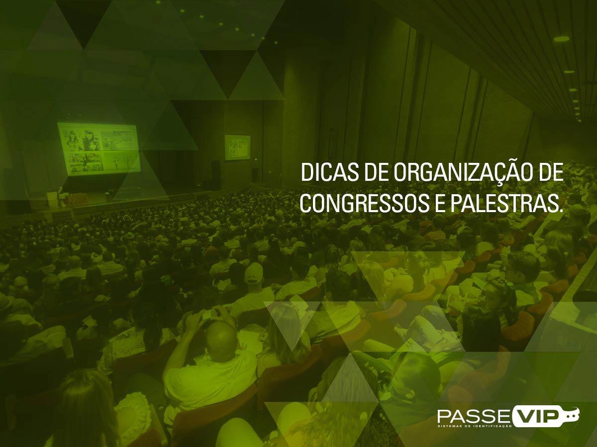 Conferência e Palestras