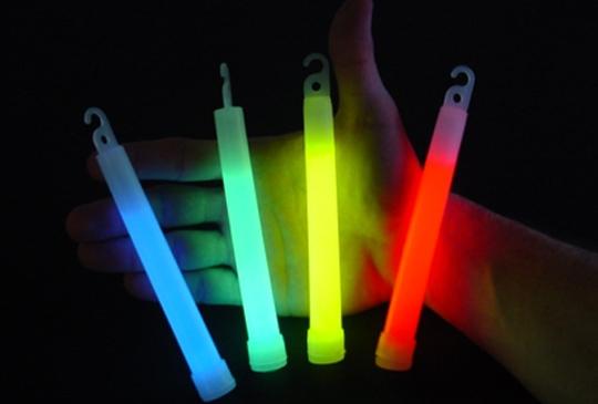 bastão luminoso