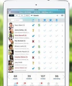 Pro Party Planner: aplicativos para a organização de eventos